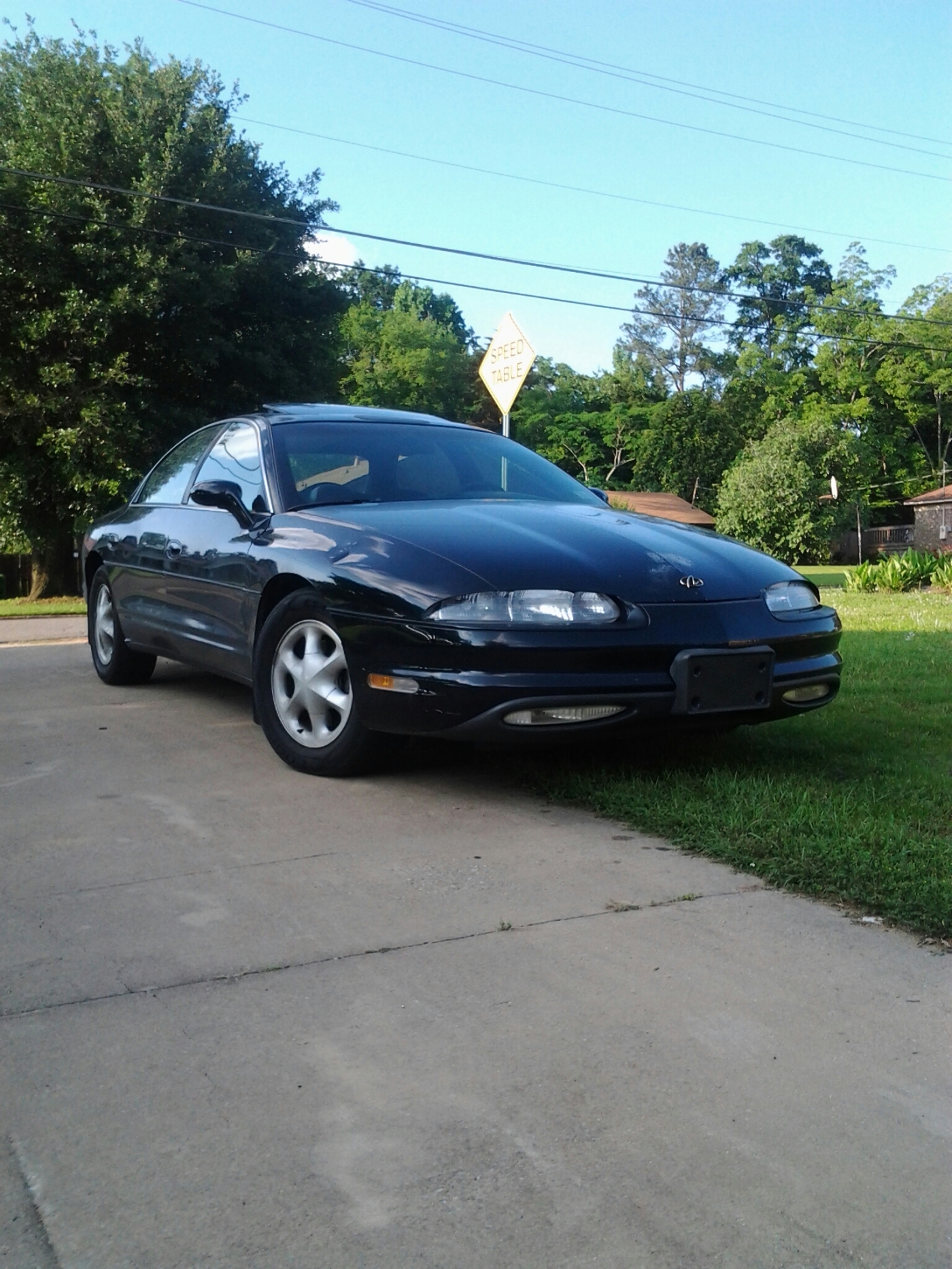 Straight Outta The Graveyard Oldsmobile Aurora The Car Files