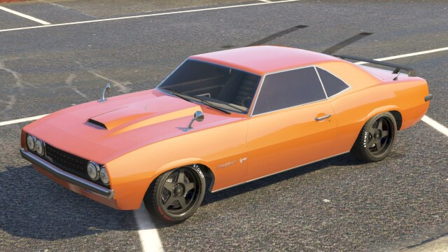 Favorite GTA V Cars [Updated] – The Car Files: Thoughts of an Enthusiast