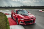 Hennessey Uses the ZL1 Camaro to Exorcise the SRT Demon