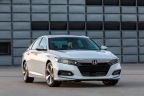 Is It Me or Does the New Accord look like a Charger?