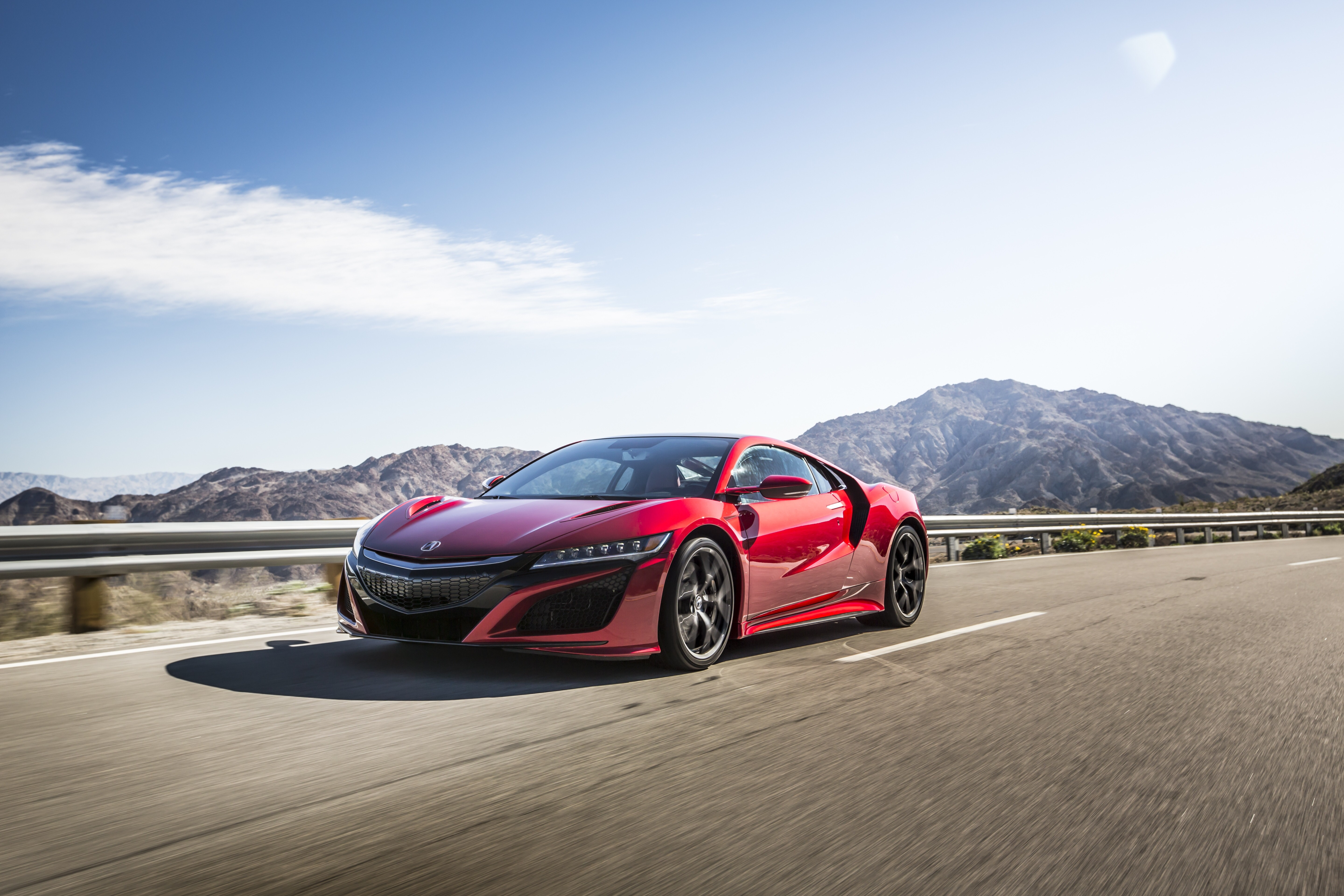 Acura Just Recently Released Itu0027s U201cmainstream Supercaru201d In The Legendary NSX.  This Iteration Followed Suit With Some Of Todayu0027s Supercars, Combining The  ...