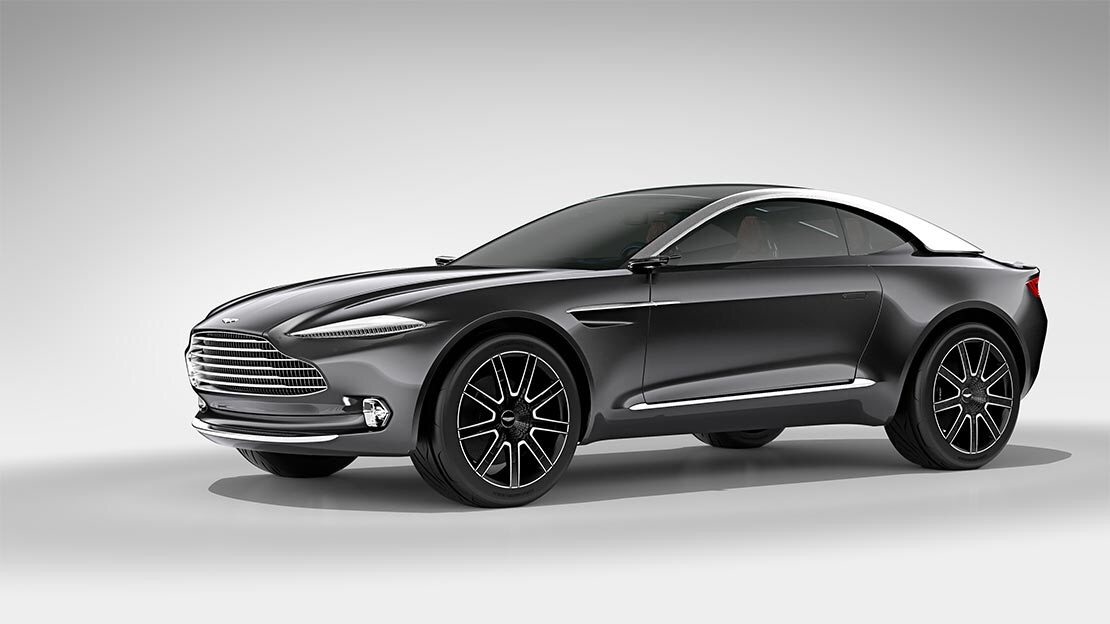 Aston Martins DBX Gets Two More Doors The Car Files Thoughts Of - Aston martin two door